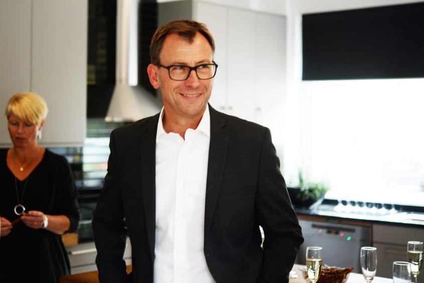 Christer Stark, försäljningchef